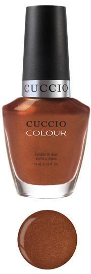 VERNIS A ONGLES CUCCIO: Can Never Say Mumbai 13ml