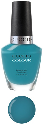 VERNIS A ONGLES CUCCIO: Grecian Sea 13ml