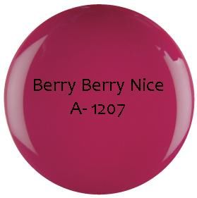GEL COULEUR SEMI PERMANENT Berry Berry Nice 3.6g
