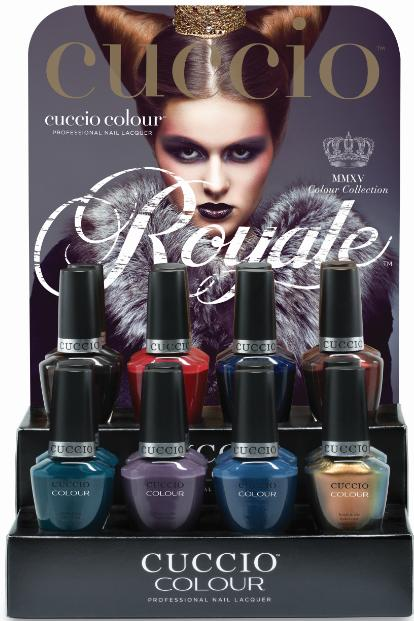 PRESENTOIR ROYALE COLLECTION 16PCES