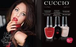 CUCCIO COLOR: VERNIS GEL UV & VERNIS A ONGLES