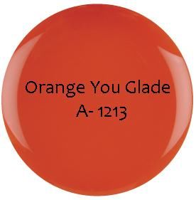 GEL COULEUR SEMI PERMANENT Orange You Glade 3.6g