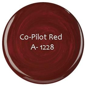 GEL COULEUR SEMI PERMANENT Co-Pilot Red 3.6g