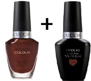 DUO VERNIS GEL + VERNIS: It's No Istamboul 13 ml