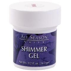 "GEL ACRYLIQUE ""SHIMMER""ALL SEASON NAILS 30ml"