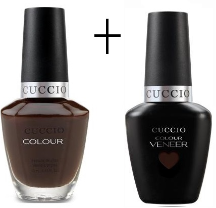 DUO VERNIS GEL + VERNIS: French Pressed for Time 13ml