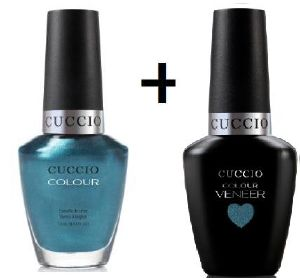 DUO VERNIS GEL + VERNIS: Fountains Of Versaille 13ml