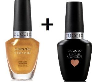 DUO VERNIS GEL + VERNIS: Russian Opulence 13ml