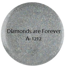 GEL SEMI PERMANENT PAILLETE ARGENT Diamonds Are Forever 3.6g