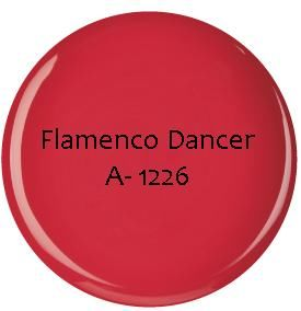 GEL COULEUR SEMI PERMANENT Flamenco Dancer 3.6g