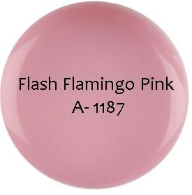 GEL COULEUR SEMI PERMANENT Flash Flamingo Pink 3.6g