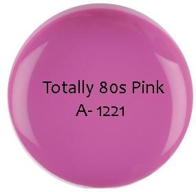 GEL COULEUR SEMI PERMANENT Totally 80s Pink 3.6g