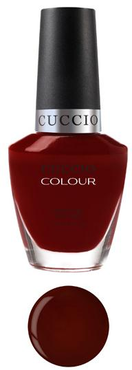 VERNIS A ONGLES CUCCIO: Red Eye To Shangai 13ml
