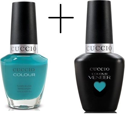 DUO VERNIS GEL + VERNIS: Muscle Beach 13ml