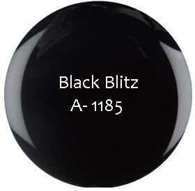 GEL COULEUR SEMI PERMANENT Black Blitz 3.6g