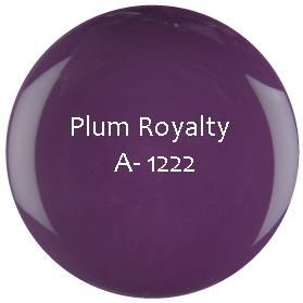 GEL COULEUR SEMI PERMANENT Plum Royalty 3.6g