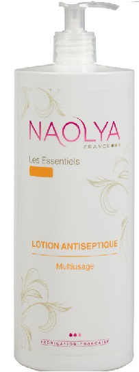 LOTION ANTISEPTIQUE ONGLES ET MAINS 250ML
